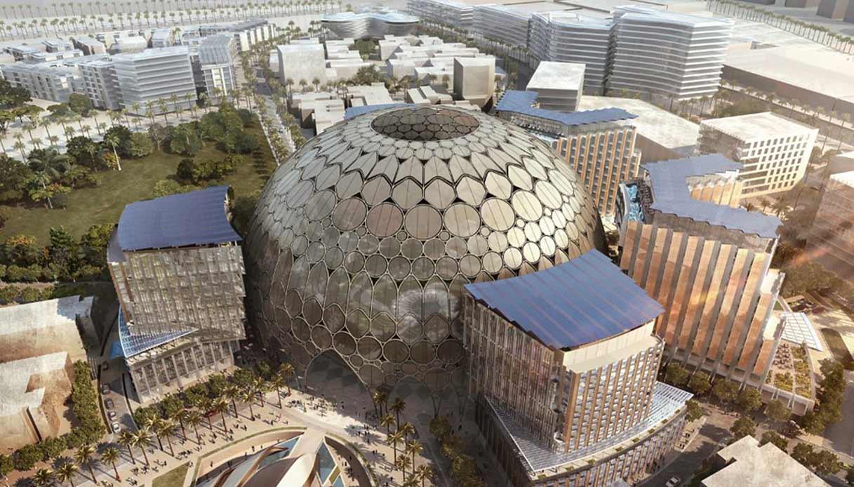 dubai-expo-2021-Al-Wasl-plaza