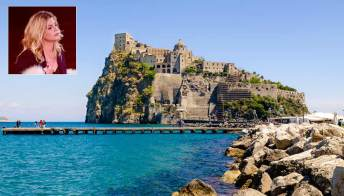 "Ischia, splendido set della serie Tv ""A casa tutti bene"" di Gabriele Muccino"