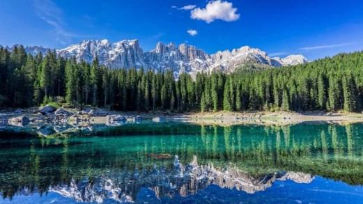 I laghi delle Dolomiti ideali per la primavera
