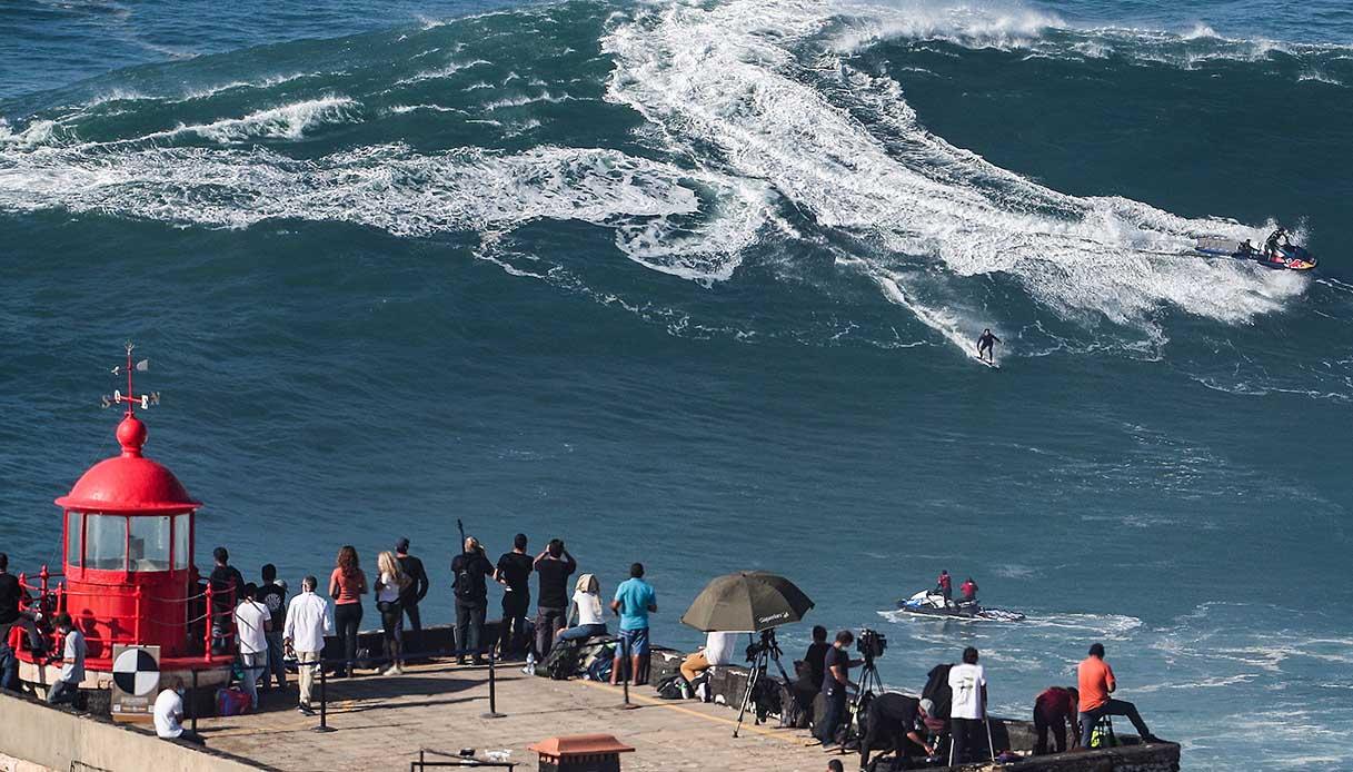 nazaré surf