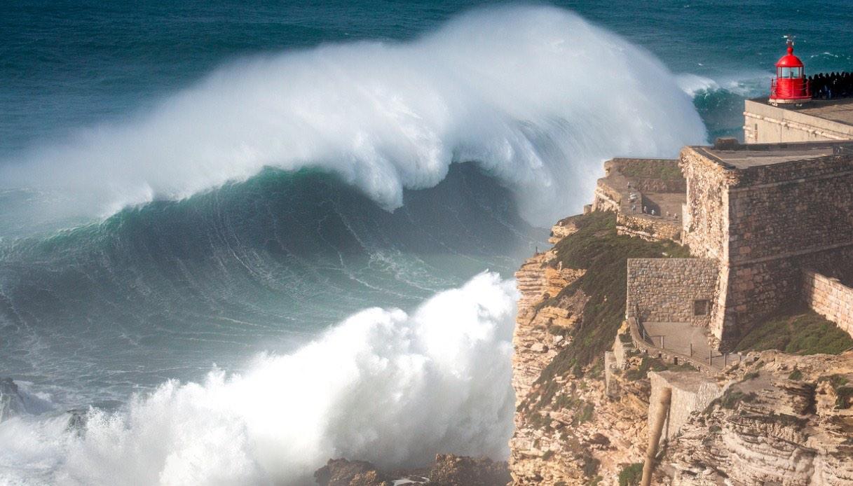 Le onde più grandi del mondo