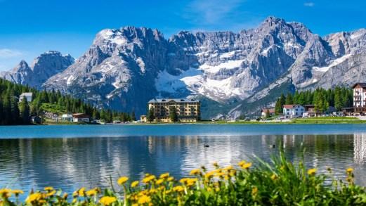 Montagna in primavera, le destinazioni più suggestive d'Italia