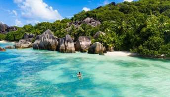 "Le Seychelles lanciano il programma ""Workcation Retreat"""