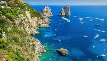 Capri, Ischia e Procida si preparano alla stagione estiva