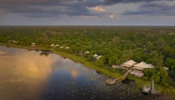 Dormire tra gli elefanti e la natura selvaggia: il safari lodge dei desideri