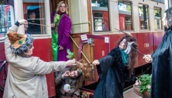 Riparte l'Hogwarts Express, il trenino magico di Genova