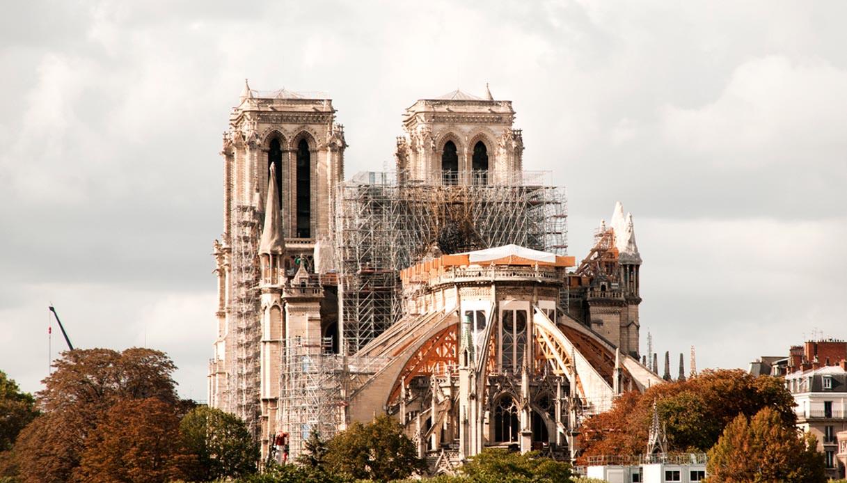 Notre Dame quando torna splendore originnale