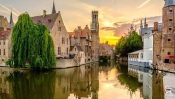 Ogni tre anni, Bruges diventa un museo a cielo aperto