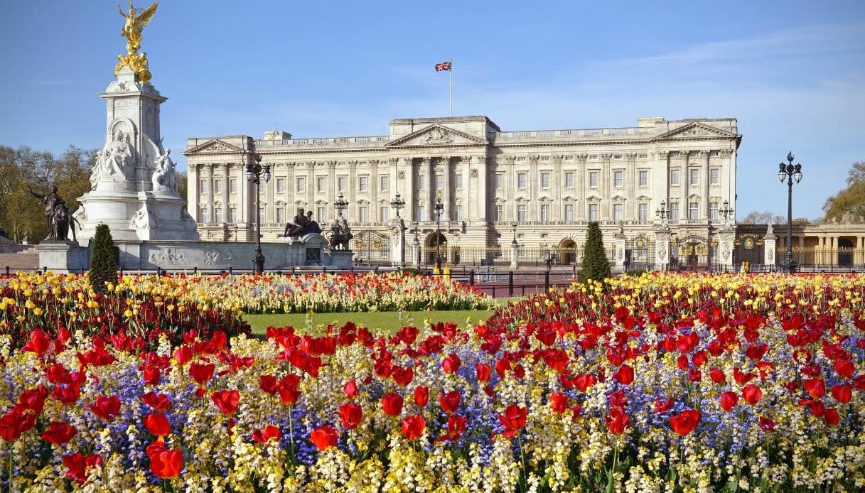 picnic a Buckingham Palace