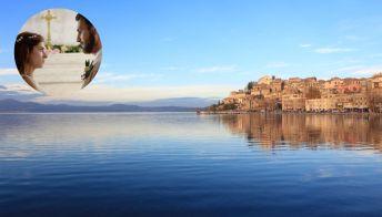 """Lago di Bracciano, splendido set di """"Buongiorno Mamma!"""""""