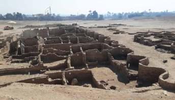 """Egitto, scoperta a Luxor la """"città d'oro perduta"""""""