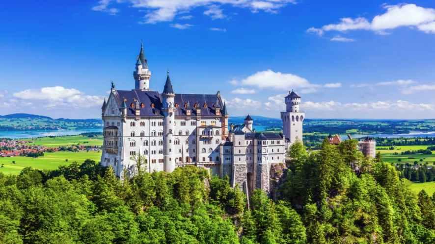 I luoghi più belli del mondo che hanno ispirato i cartoni Disney