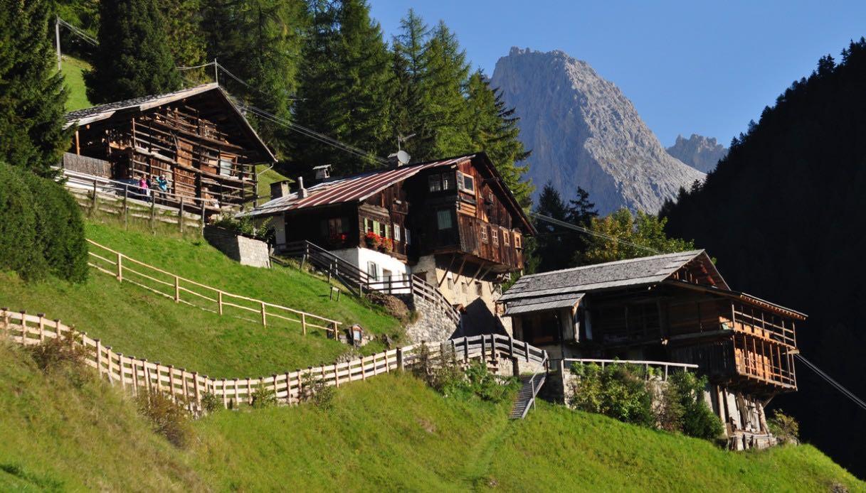 Masi remoti in Alto Adige