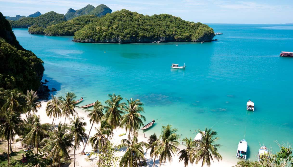Thailandia quarantena ridotta viaggiatori internazionali novità