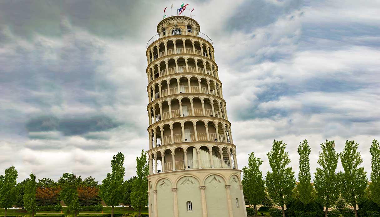 Torre pendente di Niles