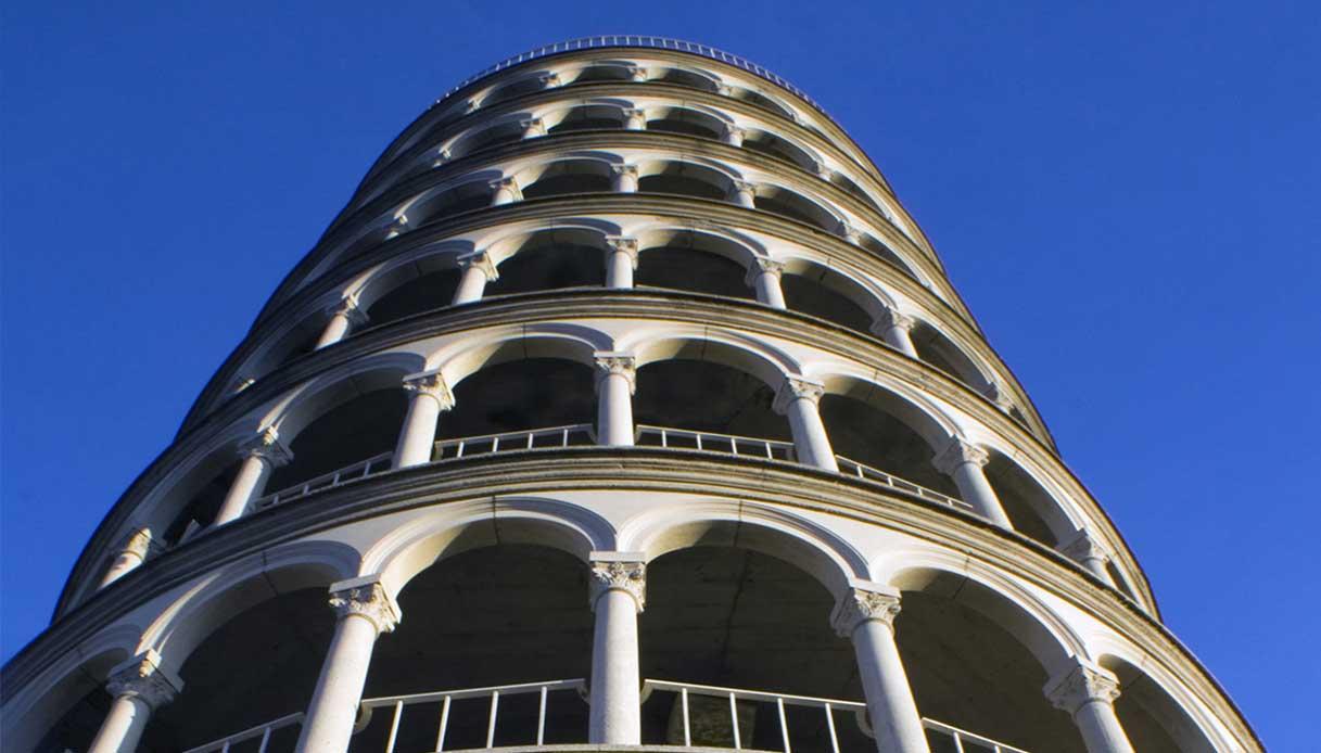 La torre di Niles in Illinois