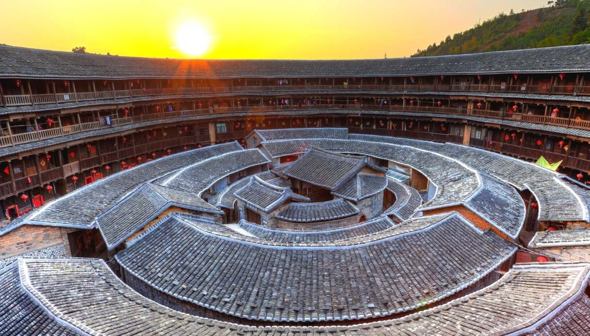 Tulou a Fujian