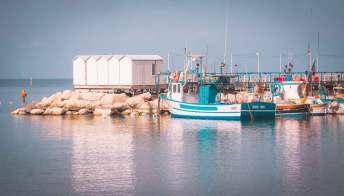 Scorci di Sorrento: il borgo di Marina Grande