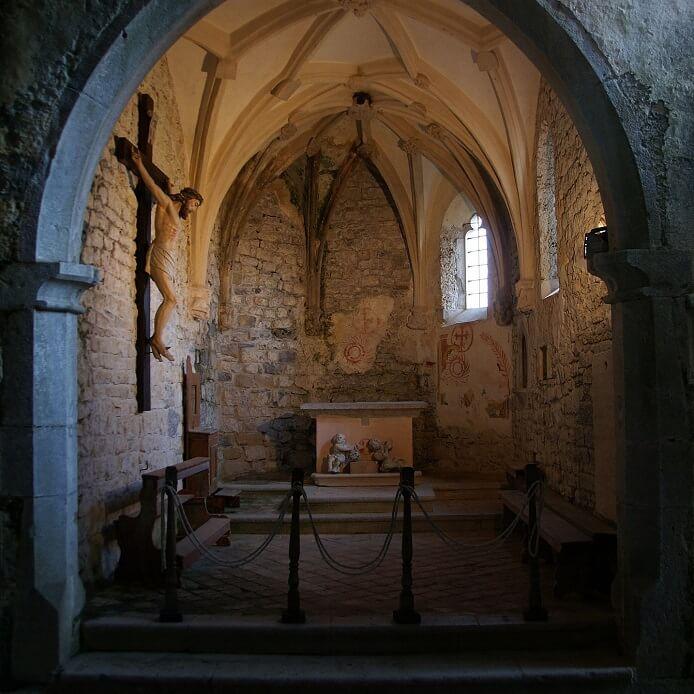 chiesa della grotta di san giovanni d'antro