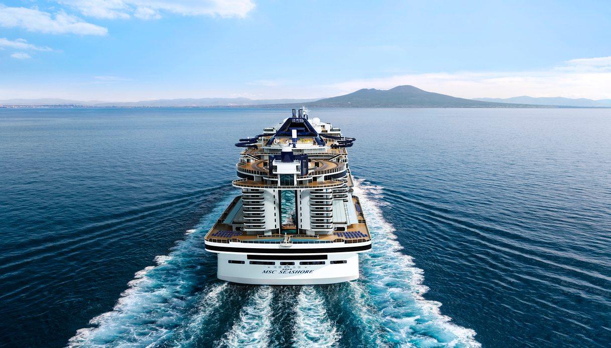 nuova nave msc offerte