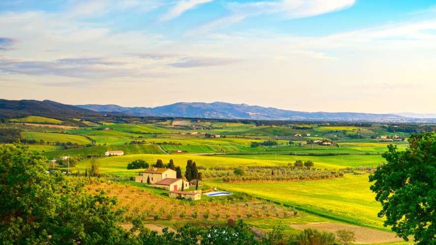 Alla scoperta delle pianure d'Italia, tra borghi e natura unica