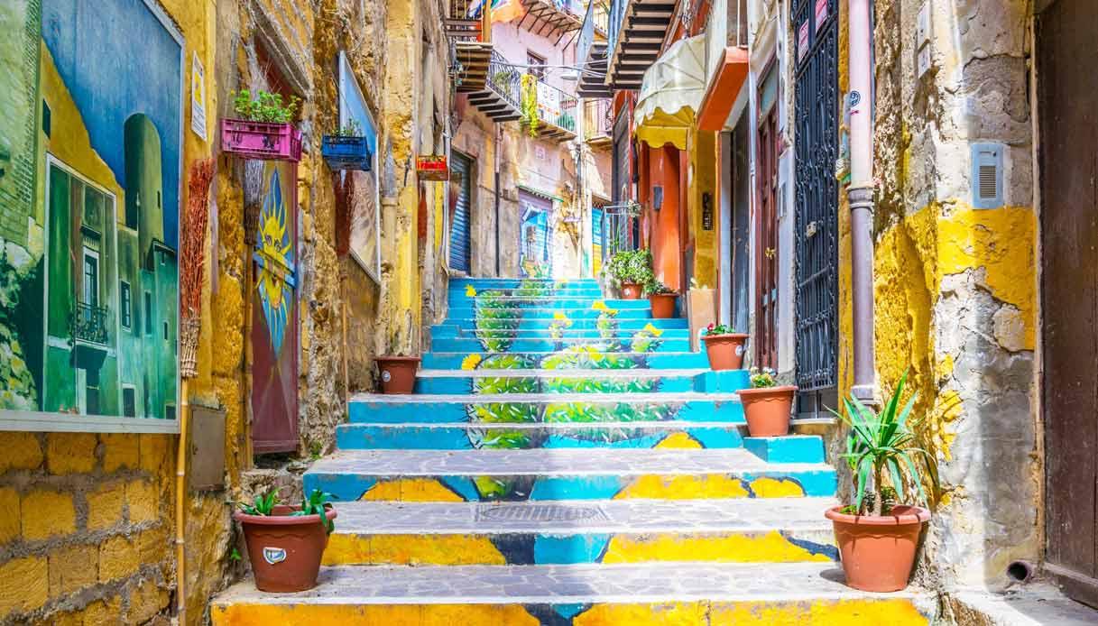 agrigento-scalinata-colorata