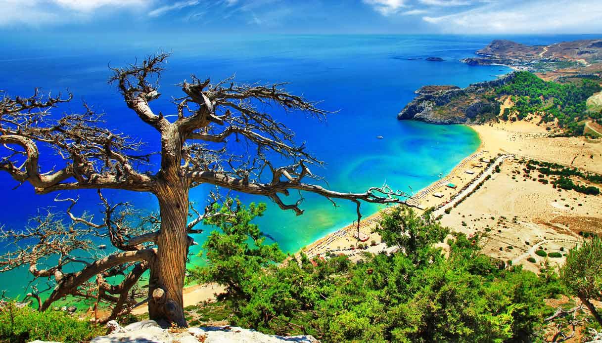 bandiere-blu-2021-grecia-rodi-spiaggia-Tsambika