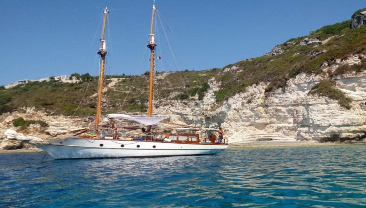 viaggio in barca a vale