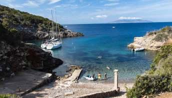 Visitare l'isola di Giannutri, nell'Arcipelago Toscano