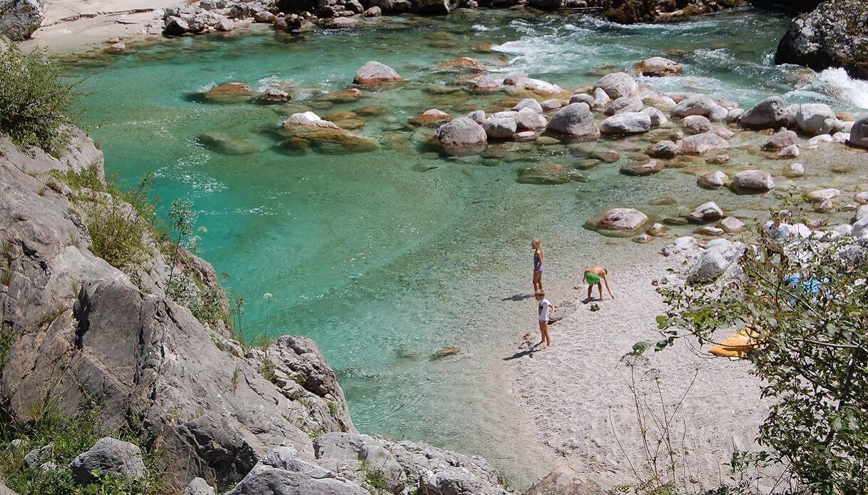 fiume isonzo webeach
