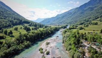 Dal Natisone all'Isonzo: lungo il fiume in bicicletta