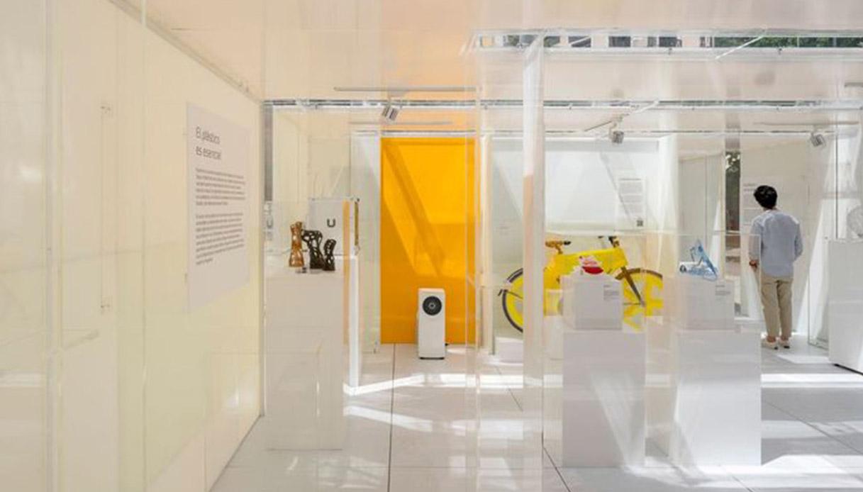 The Plastic Museum, interni