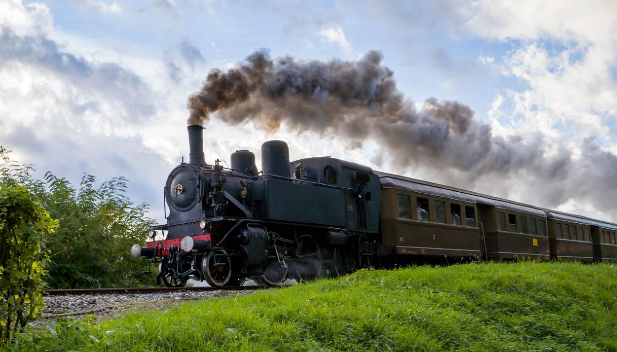 Treni storici in Italia