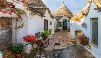 Sognando la Puglia: 10 cartoline dai trulli