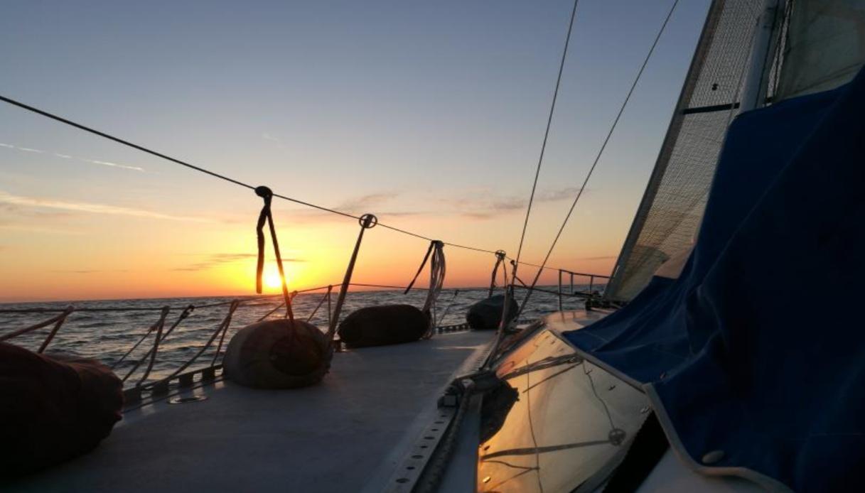 perchè fare viaggio barca