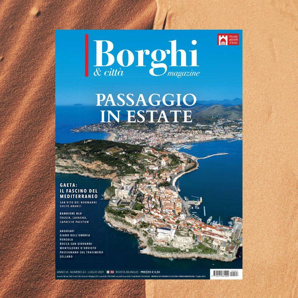 Borghi Magazine luglio