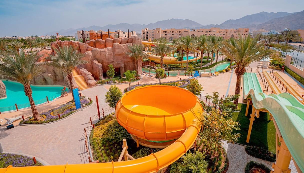 Parco acquatico di Aqaba