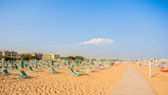 Veneto: arriva la Zona Blu, per le spiagge Covid-free