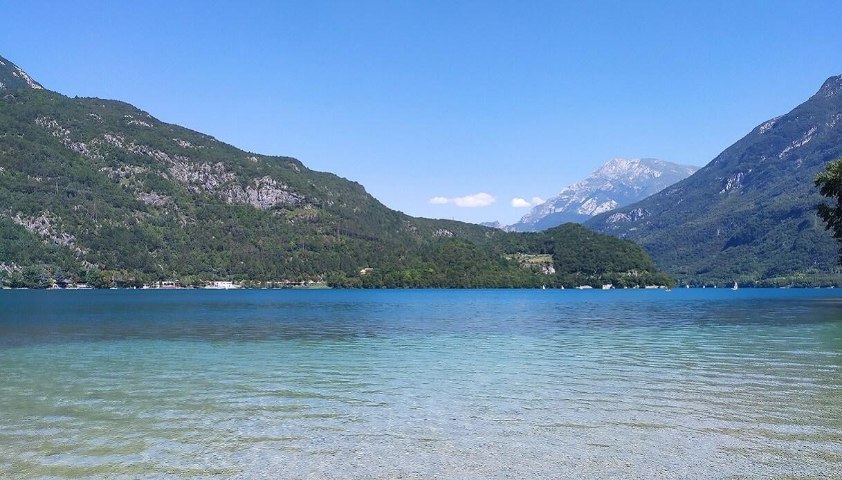 Lago di Cavazzo Friuli Venezia Giulia