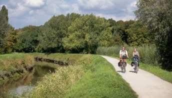 Fiandre in bici: arrivano gli Itinerari Ciclabili Iconici