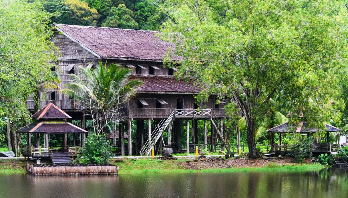 Sarawak-Cultural-Village