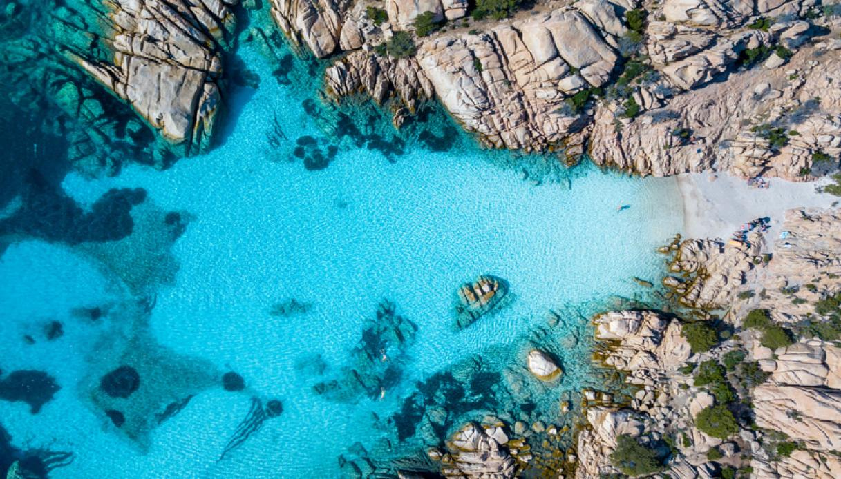 Sardegna ingresso turisti