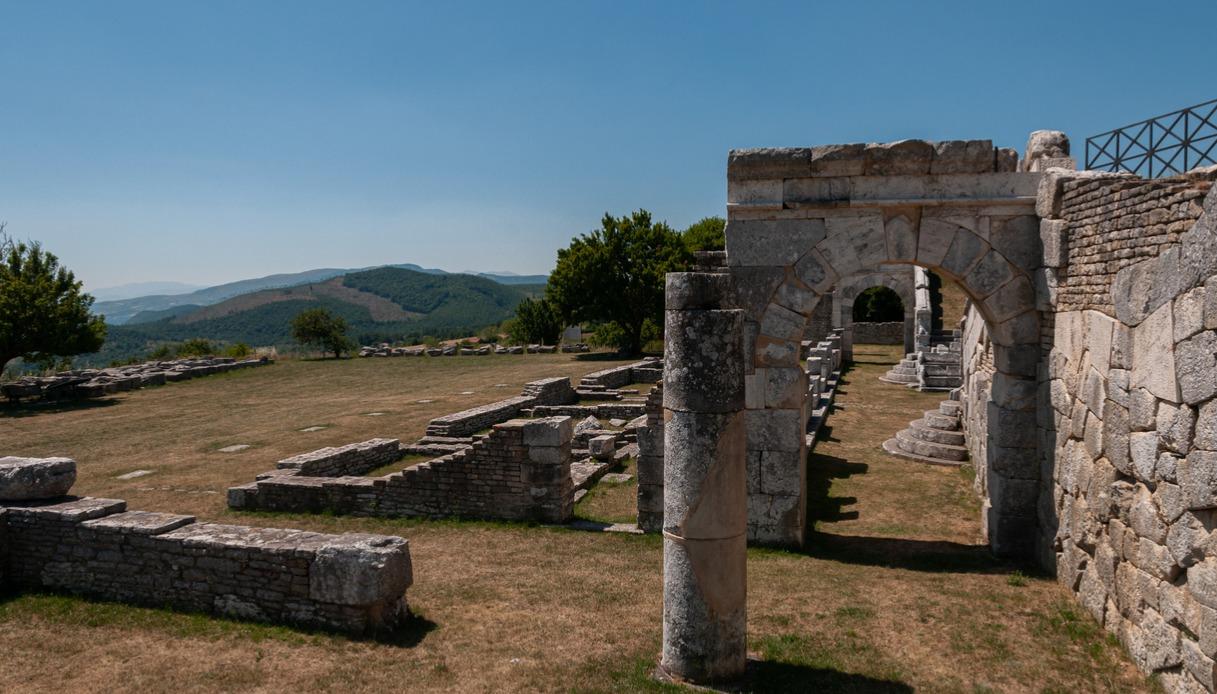 Templi di Pietrabbondante