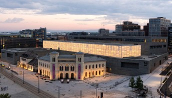 Oslo ha un nuovo museo. Ed è il più bello d'Europa