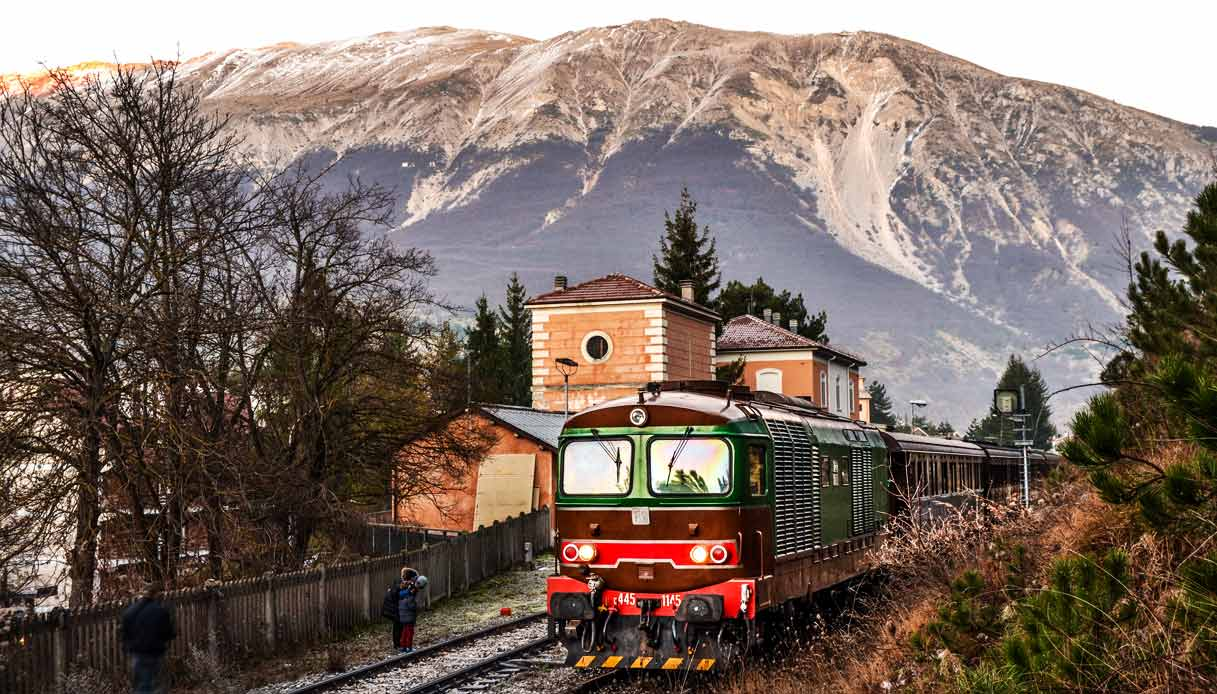 Transiberiana-Italia--Sulmona-Roccaraso