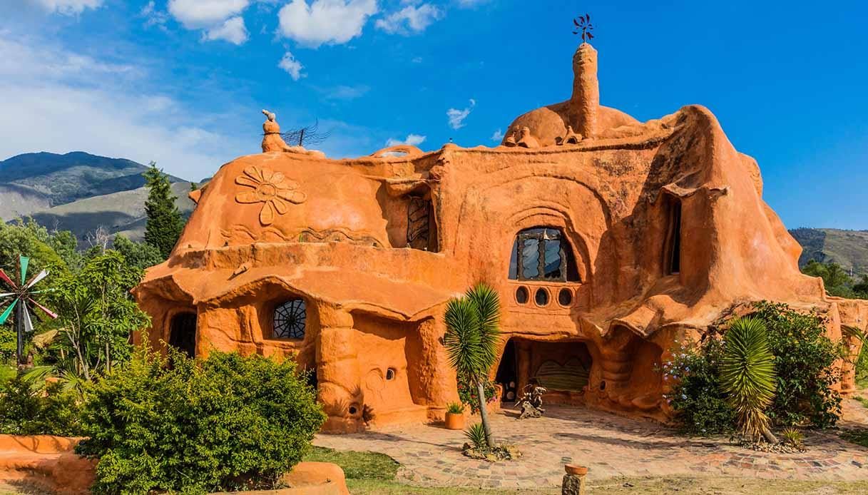 Casa di terracotta, Villa De Leyva