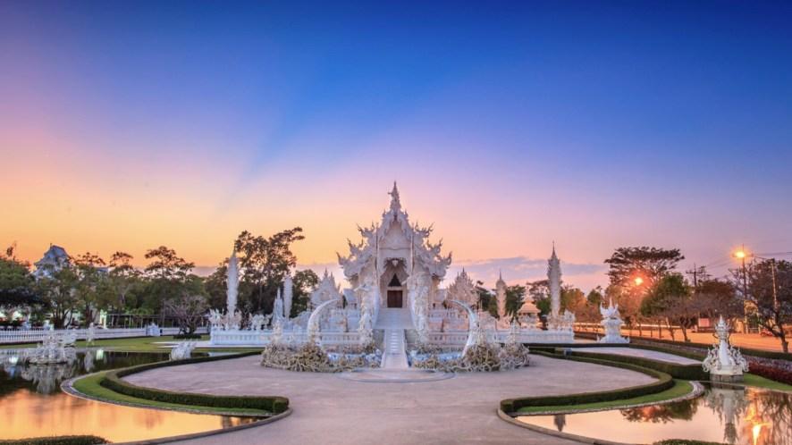 5 templi spirituali che sembrano ultraterreni