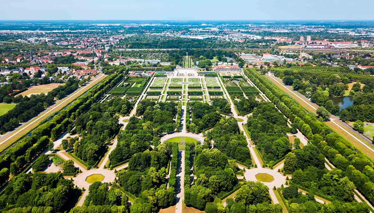 I Giardini reali di Herrenhausen
