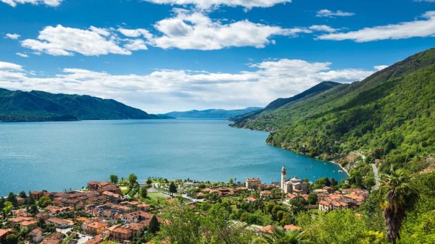 I laghi con le acque più blu d'Italia
