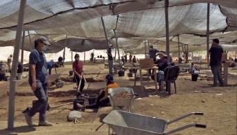 Israele, trovato un uovo di gallina di 1000 anni